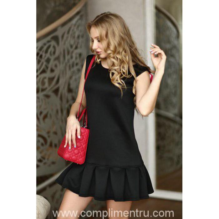 Платье Adit черное